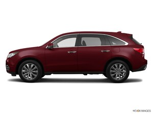 2016 Acura MDX MDX SH-AWD with Technology