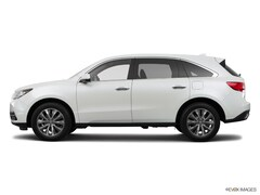 2016 Acura MDX MDX SH-AWD with Technology SUV 9 speed automatic