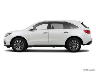 2016 Acura MDX SH-AWD with Technology Package SUV