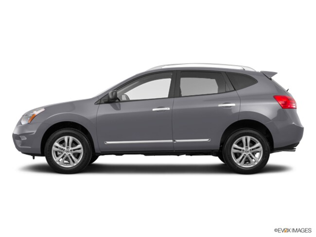 Used 2015 Nissan Rogue Select S For Sale | Little Rock AR | Stock ...