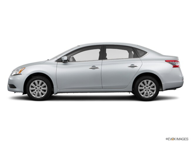 2015 Nissan Sentra S Sedan For Sale in Swanzey NH