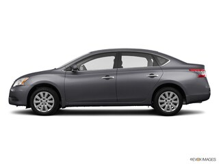 used 2015 Nissan Sentra S Sedan for sale in Lakewood CO