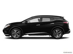 2015 Nissan Murano Platinum SUV