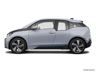 Certified Pre-Owned 2015 BMW i3 with Range Extender Hatchback for sale in Los Angeles