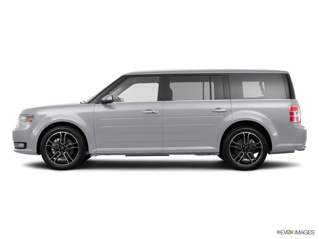 2015 Ford Flex Limited w/EcoBoost Limited AWD w/EcoBoost