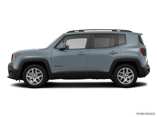 2016 Jeep Renegade 4WD 4dr 75th Anniversary Sport Utility