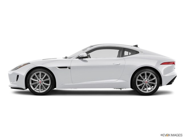 Certified Pre-Owned 2016 Jaguar F-TYPE S Coupe For Sale Near Boston Massachusetts