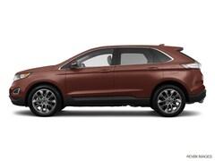 Certified pre-owned 2015 Ford Edge Titanium Titanium AWD for sale in Modesto, CA
