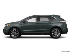 Certified Used 2015 Ford Edge Titanium Sport Utility in Franklin, MA