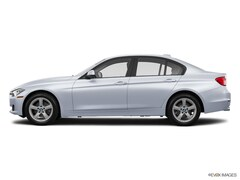 2015 BMW 320i 4dr Sdn 320i RWD Sedan