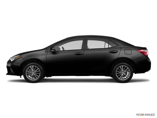 2015 Toyota Corolla LE Plus Sedan