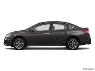 2015 Nissan Sentra 4dr Sdn I4 CVT SR Sedan