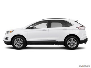 Certified Pre-Owned 2015 Ford Edge SEL SUV Fresno, CA