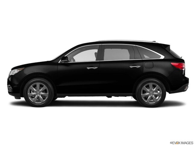 Used 2016 Acura MDX MDX SH-AWD with Advance and Entertainment Packages SUV near Nashua, NH