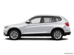 Used 2016 BMW X3 sDrive28i SAV on van nuys blvd