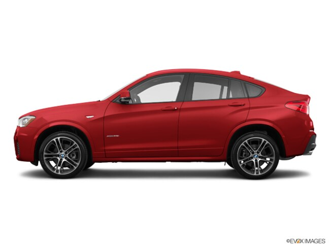 Used 2016 BMW X4 XDrive28i Sports Activity Coupe Greensboro North Carolina