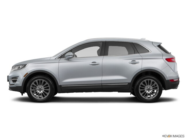 2015 Lincoln MKC 4 Door SUV AWD