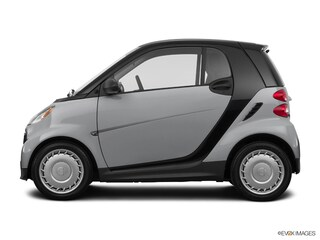 Pre-Owned 2015 Smart Fortwo Passion 2D Coupe Coupe S1807 in San Francisco, CA