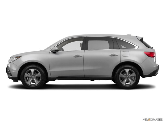 2016 Acura MDX L SUV