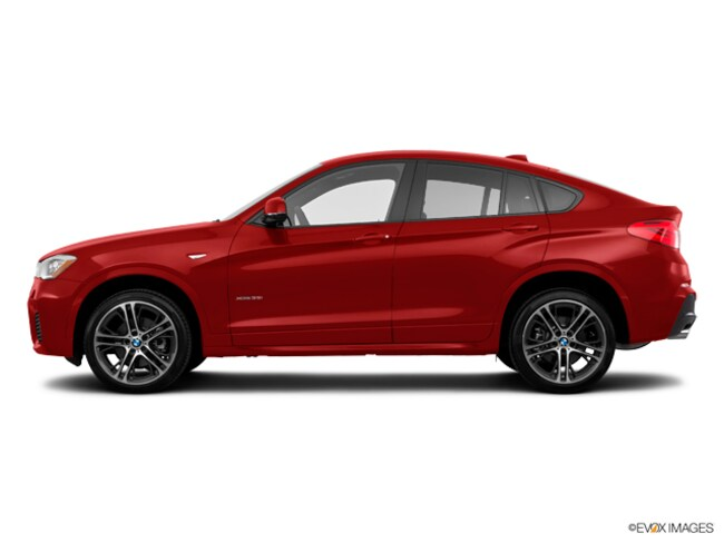 Certified Used 2016 BMW X4 Sports Activity Coupe In Chattanooga
