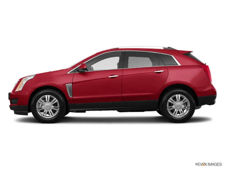Used 2016 CADILLAC SRX Luxury Collection SUV in Columbia, MO