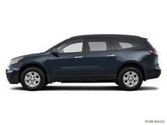 Used 2016 Chevrolet Traverse LS SUV for sale in Decatur, IL