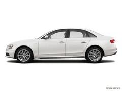 2016 Audi A4 2.0T Premium (Multitronic) Sedan