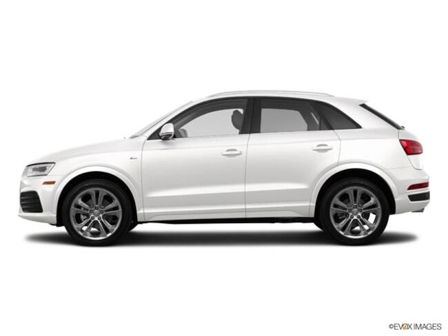 2016 Audi Q3 Premium Plus FrontTrak  Premium Plus