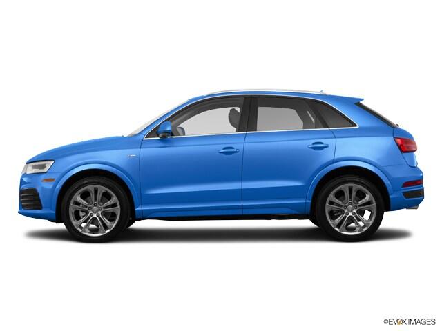 2016 Audi Q3 2.0T Premium Plus (Tiptronic) SUV