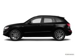2016 Audi Q5 2.0T Premium Plus/Technology Package/MMI Navigation Plus/Rear View Camera/Audi Side Assist/Bang & Olufsen/Heated Front Seats/Brilliant Black SUV