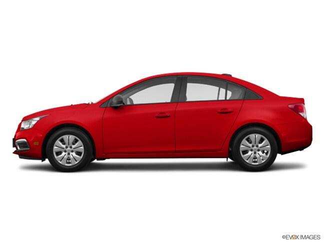 2016 Chevrolet Cruze Limited LS Car