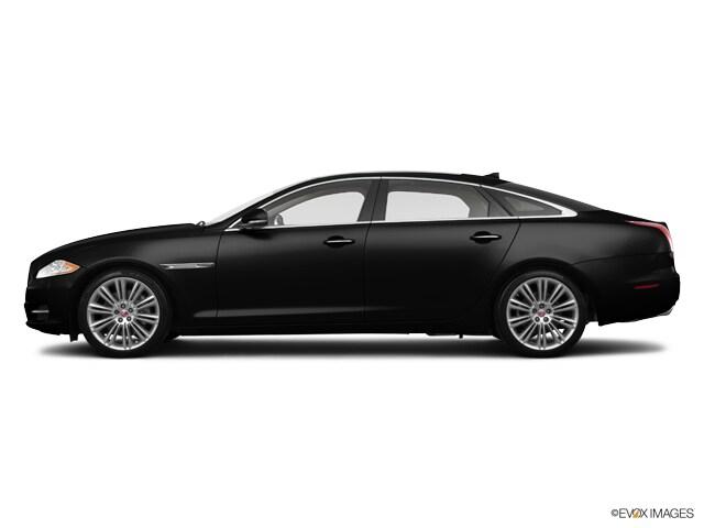 2015 Jaguar XJ XJL Portfolio Sedan