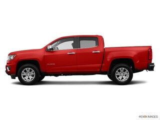 Used 2016 Chevrolet Colorado LT Crew Cab in Phoenix, AZ