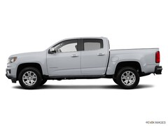 2016 Chevrolet Colorado LT Crew Cab Short Bed Truck