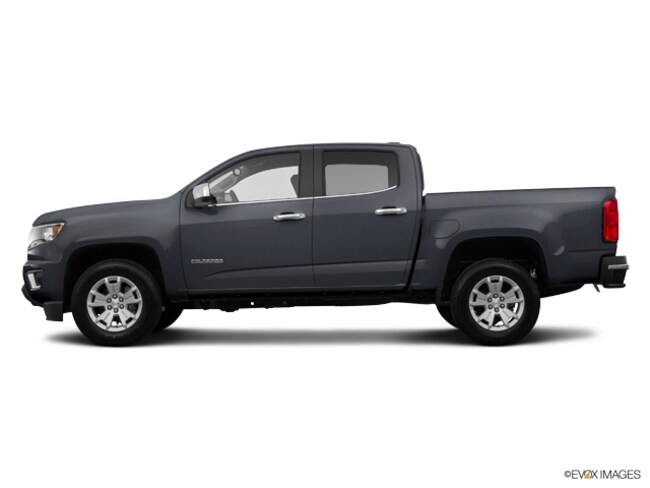 Used 2016 Chevrolet Colorado LT Truck Extended Cab for sale near Crozet
