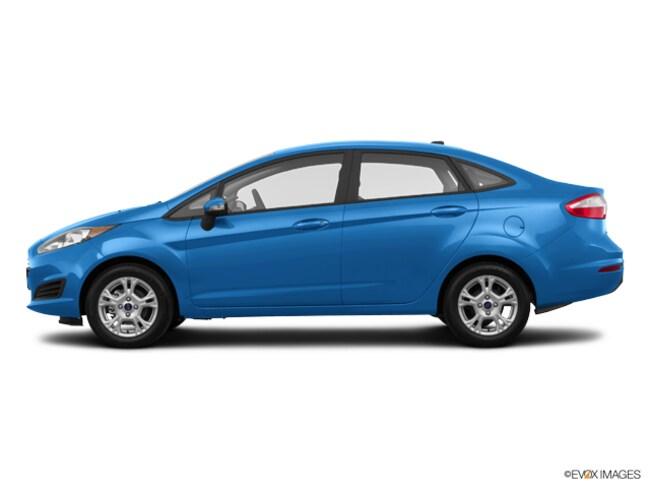2016 Ford Fiesta SE 4dr Car