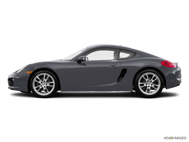 New 2016 Porsche Cayman Base Coupe For Sale in Los Angeles, CA