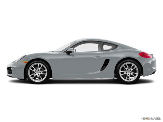 Certified Pre-Owned 2016 Porsche Cayman 2dr Cpe Coupe for sale in Houston, TX