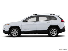 Used 2016 Jeep Cherokee for sale in Parkersburg