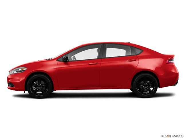Used 2016 Dodge Dart SXT Sedan in Bennington, VT