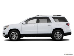 Used 2016 GMC Acadia SLT-1 SUV for sale in Merced, CA