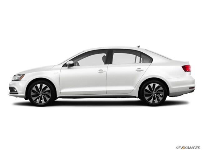 2015 volkswagen jetta sel premium hybrid sedan