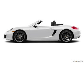 Certified Pre-Owned 2016 Porsche Boxster 2dr Roadster White Convertible for sale in Houston, TX