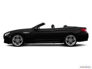 Used 2016 BMW 640i 640i Convertible Amarillo