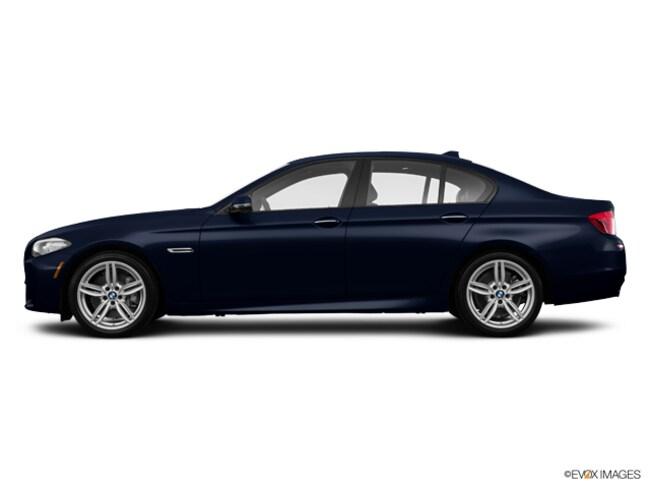 Certified 2016 BMW 535i Sedan in Fort Myers, FL