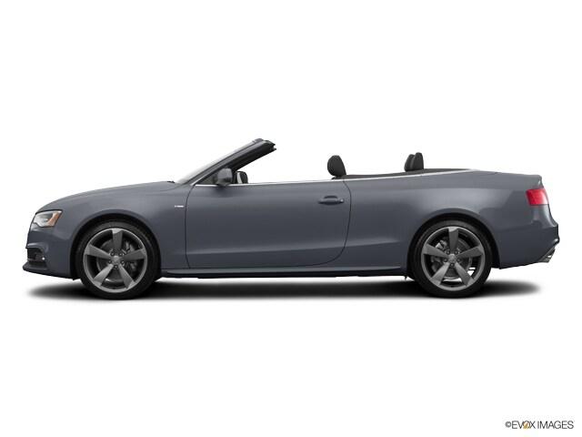 2016 Audi A5 2.0T Premium Cabriolet