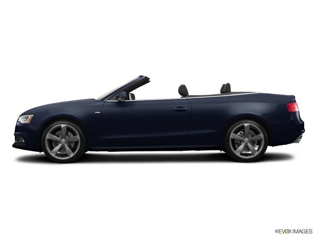 2016 Audi A5 2.0T Premium Plus Cabriolet