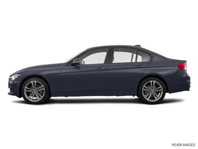Used 2016 BMW 328i w/SULEV Sedan Knoxville