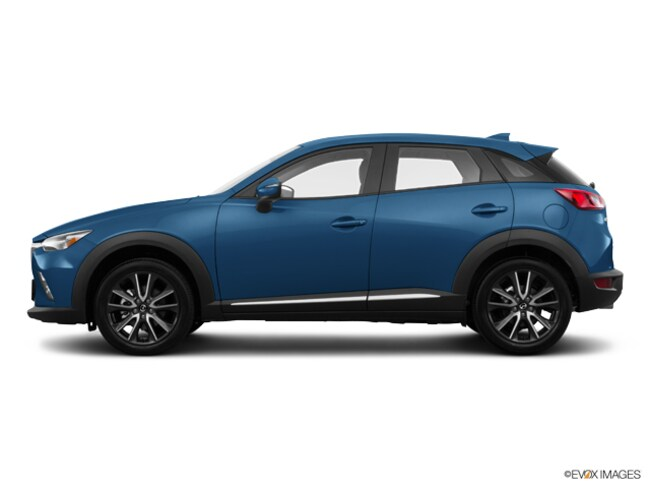2016 Mazda Mazda CX-3 Grand Touring SUV