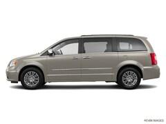 2016 Chrysler Town & Country Touring-L Anniversary Edition Van LWB Passenger Van